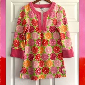 Lilly Pulitzer Terry Cloth Tunic | Women's Size XS